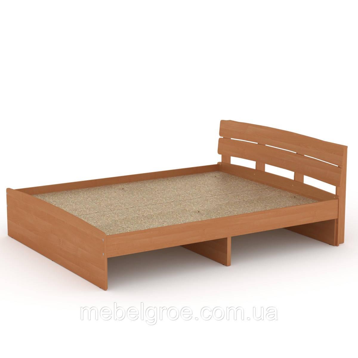 Двуспальная кровать Модерн 140 тм Компанит