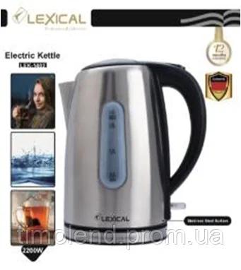 Электрочайник Lexical LEK-1402