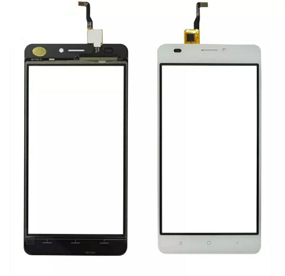 Touchscreen (сенсор) для Oukitel C3 Білий