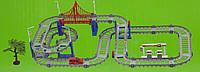 Игровой набор - Автотрек с машинкой, 78*38 см, пластик (8801)