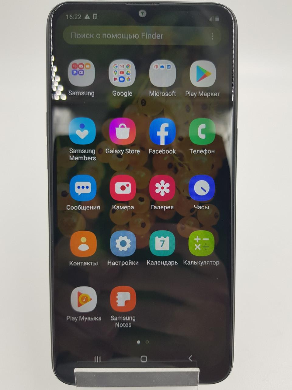 Смартфон Samsung Galaxy A10s 2019 SM-A107F 2/32GB Black