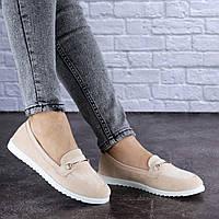 Женские туфли Fashion Randy 1732 36 размер 23 см Розовый
