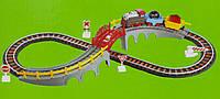 Игровой набор - Железная дорога с поездом, 90*38 см, пластик (9902)