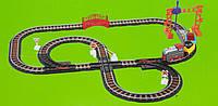 Игровой набор - Железная дорога с поездом, 95*80 см, пластик (9903)