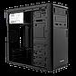 Корпус Logicpower 6103-400w 8см, 2хUSB2.0, Black, фото 3