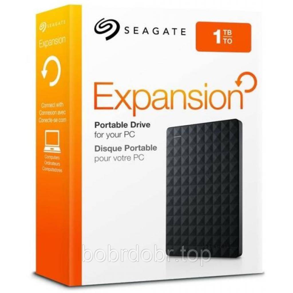 Внешний жесткий диск Seagate 1TB Expansion Black 2.5 USB 3.0 (STEA1000400) (ОРИГИНАЛ)