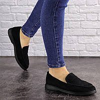 Женские туфли Fashion Rusty 1630 36 размер 23 см Черный