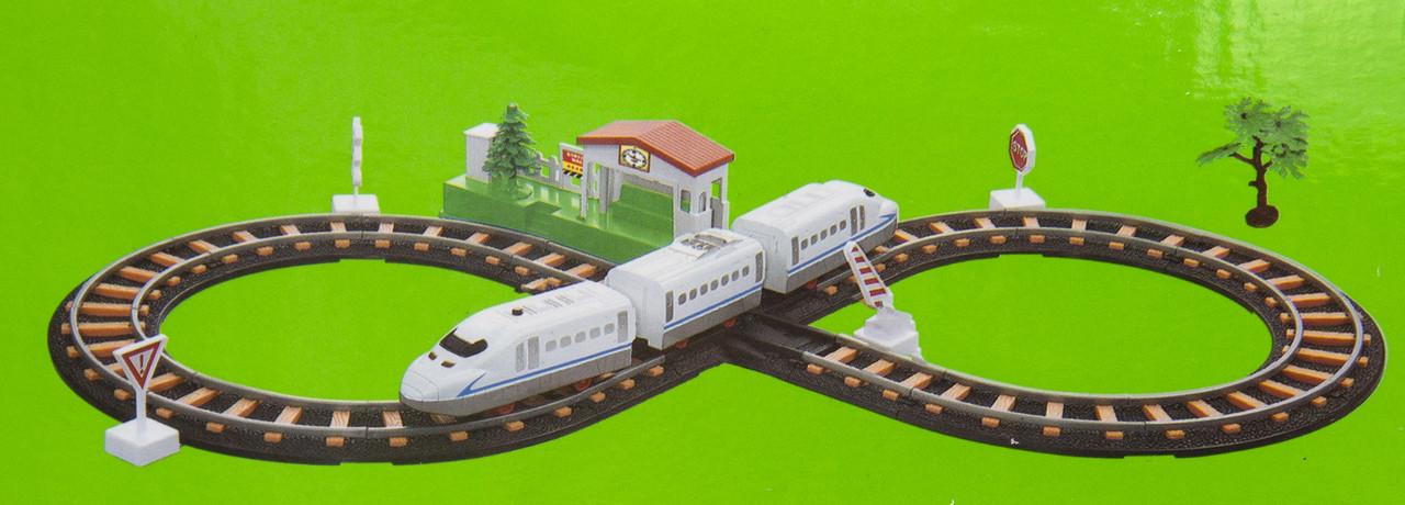 Игровой набор Железная дорога с поездом (9913)