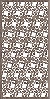 Решетка вентиляционная металлическая