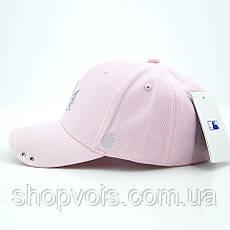 Кепка женская New York WV38 Бейсболка Розовая, фото 3