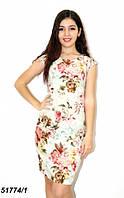 Летнее легкое женское платье 42 44 46р, фото 1