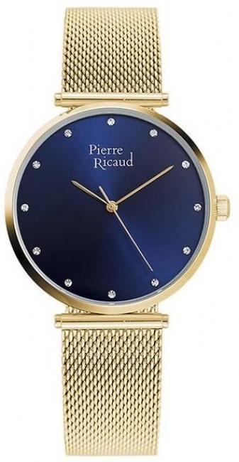 Часы Pierre Ricaud PR 22035.1145Q кварц. браслет