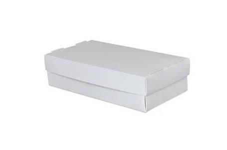 Упаковка для суши белая 100х100х55 мм, фото 2