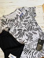 Мужская пижама шорты и футболка Gazzaz ( by Vienetta) Турция