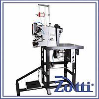 Швейная машина для прошива ранта обуви декоративной строчкой mod. FA-228. Famas (Турция)