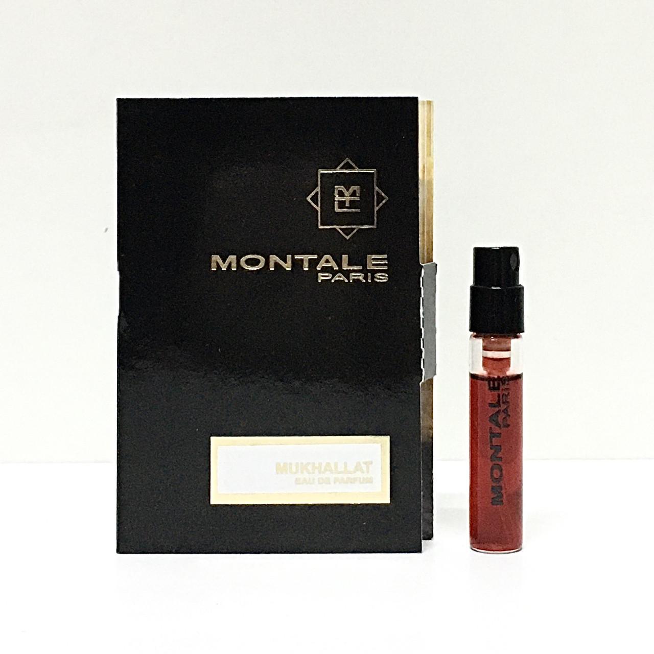 Нишевая парфюмированная вода MONTALE Mukhallat 2ml пробник (Мукхаллат) ОРИГИНАЛ, восточный фруктовый аромат