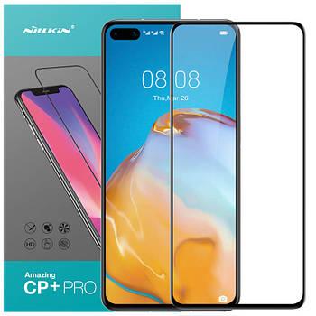 Защитное стекло Nillkin (CP+PRO) для Huawei P40