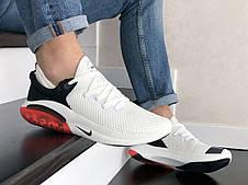 Мужские летние кроссовки сетка Joyride Run Flyknit,белые, фото 3