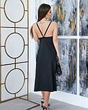 Платья  11776  S черный, фото 3