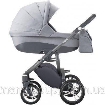 Детская универсальная коляска 2 в 1 Bebetto Holland (W51) Голубой
