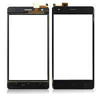 Touchscreen (сенсор) для Oukitel C5 Pro Чорний