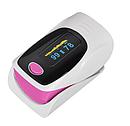 Пульсоксиметр електронный на палец J-G Портативный Точный с монитором кислорода в крови и пульса, фото 2