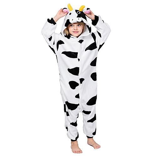Детская пижама кигуруми Корова MNC krd0126
