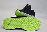 Чоловічі літні, темно-сірі кросівки BAAS. Чоловічі літні, темно-сірі кросівки, фото 5