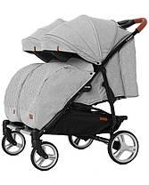 Детская коляска для двойни с люлькой-переноской Carrello Connect CRL-5502/1, фото 2