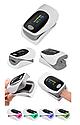 Пульсоксиметр на палец для измерения пульса и сатурации крови Pulse Oximeter C101A3 IMDK Medicalслород, фото 5