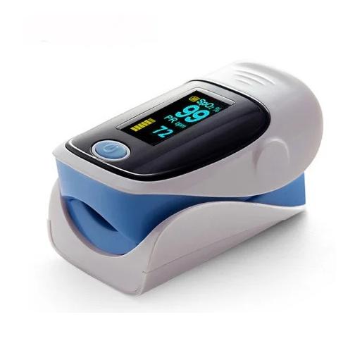 Пульсоксиметр на палец для измерения пульса и сатурации крови Pulse Oximeter C101A3 IMDK Medicalслород