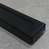 Кронштейн для мікрохвильової печі СВЧ MAR SVC02 чорного кольору, фото 6