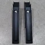 Кронштейн для мікрохвильової печі СВЧ MAR SVC02 чорного кольору, фото 5