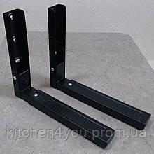 Кронштейн для мікрохвильової печі СВЧ MAR SVC02 чорного кольору