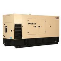 Дизельный генератор DOOSAN G500 444кВт (500кВа)