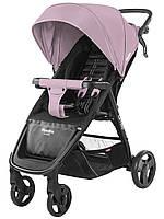 Коляска прогулочная CARRELLO Maestro CRL-1414 Cloud Pink +дождевик вес 9кг