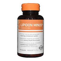 Lipidon Minus - диетическая добавка для поддержки обмена веществ и контроль веса, 60 шт