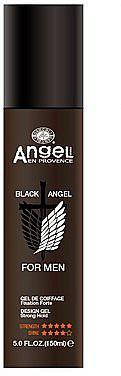 Гель для дизайну сильна фіксація150 мл. Black Angel
