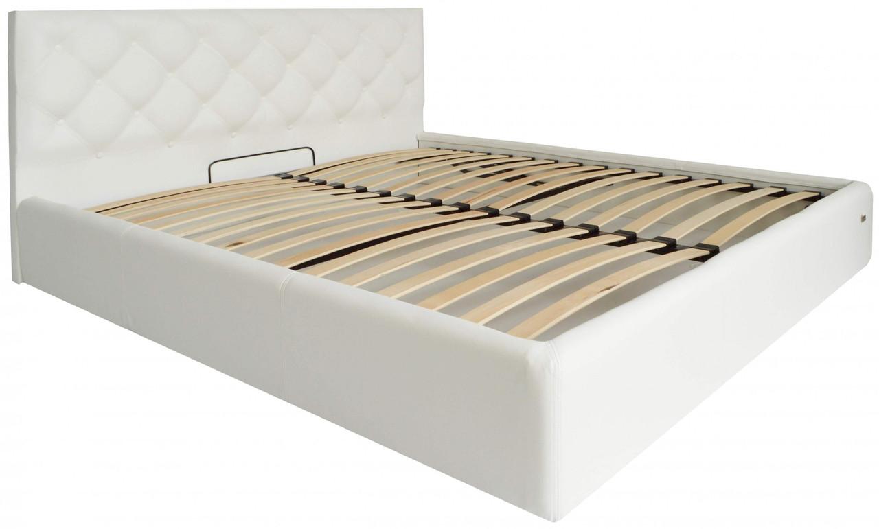 Кровать Richman Бристоль 120 х 200 см Madrit-0920 Белая