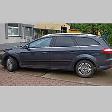 Молдинги на двері для Ford Mondeo Mk4 LIFT 2010-2014