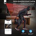 3 Mp Wi-Fi IP камера с АР hotspot и Auto tracking Hiseeu FH8 1536P. YooSee, фото 5