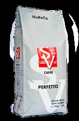 HoReCa купаж кофе 1 кг Perfetto 70% арабика / 30% робуста средняя обжарка SV Caffe