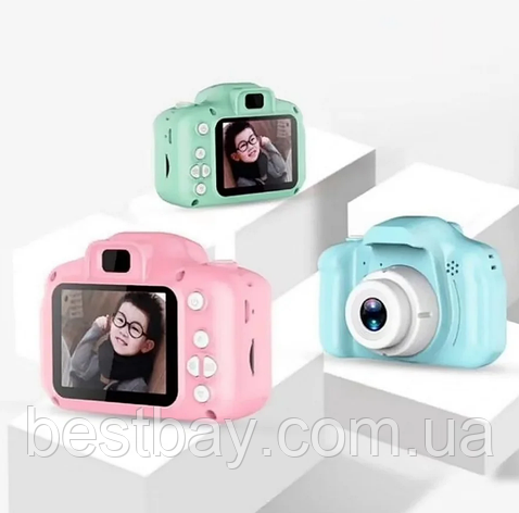 Детский фотоаппарат GM14 Лучшая цена!, фото 2