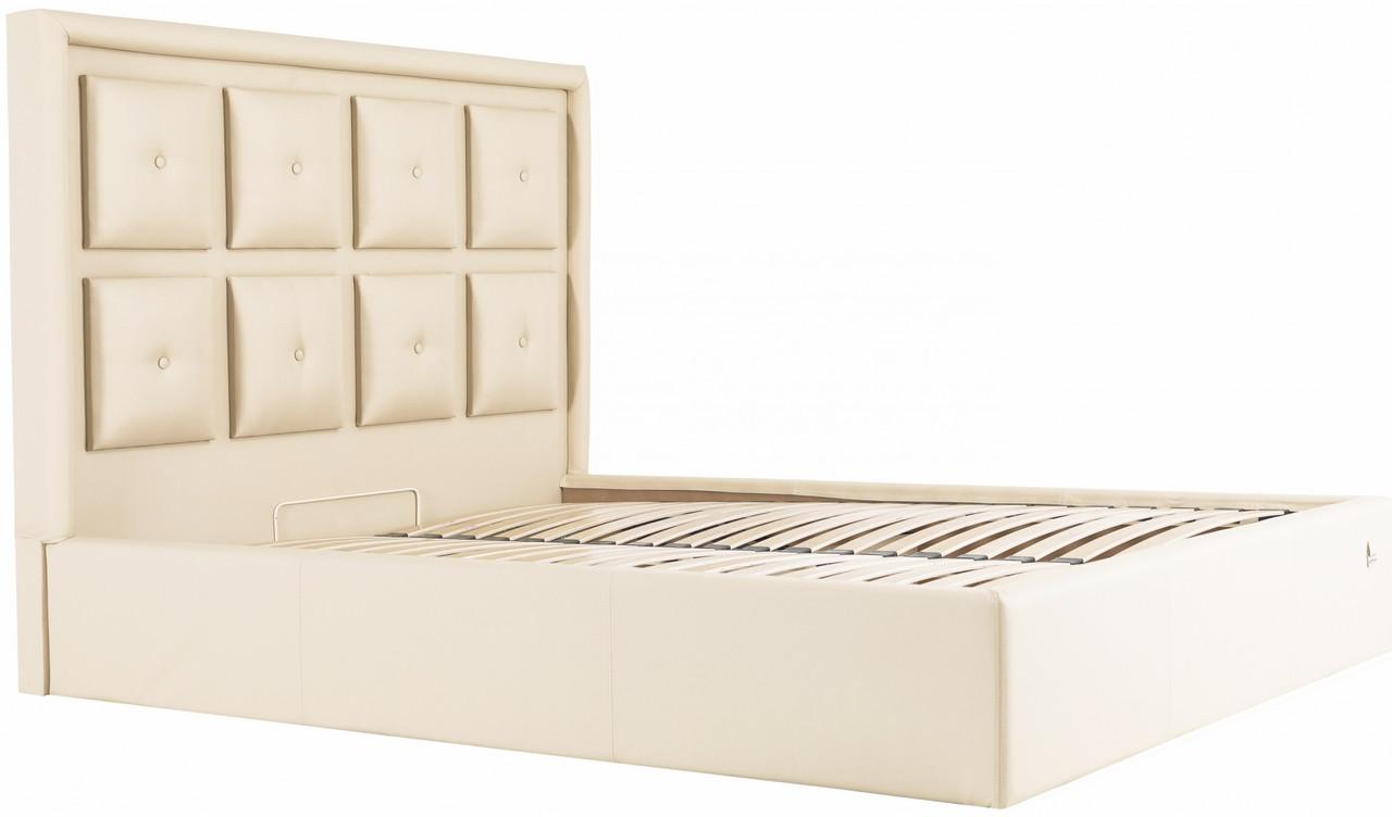Кровать Двуспальная Richman Виндзор 160 х 200 см Флай 2207 Бежевая