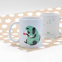 Благотворительная чашка «Coffee dog» 250 мл