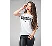 """Трендова жіноча футболка з принтом """"Челсі"""", фото 5"""