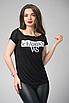 """Трендова жіноча футболка з принтом """"Челсі"""", фото 4"""