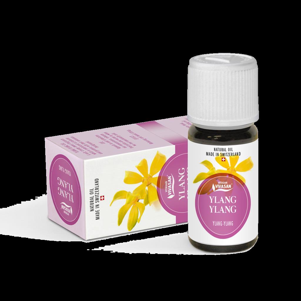 Ефірна олія іланг-іланг, натуральна, Швейцарія / Ylang-Ylang