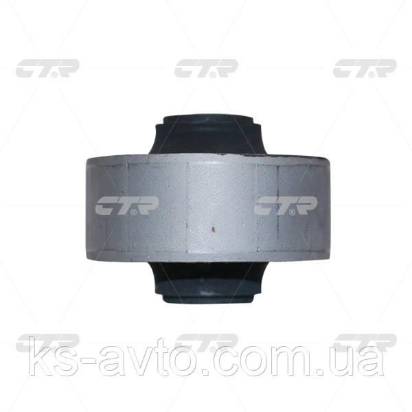 Сайлентблок переднего рычага задний цельный, усиленный Авео CTR