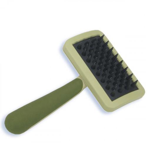 Щітка Safari Massager Brush масажна, для короткошерстих собак